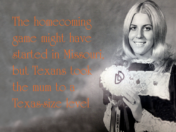 Homecoming Mums Are A Texas Tradition Moore County Journal