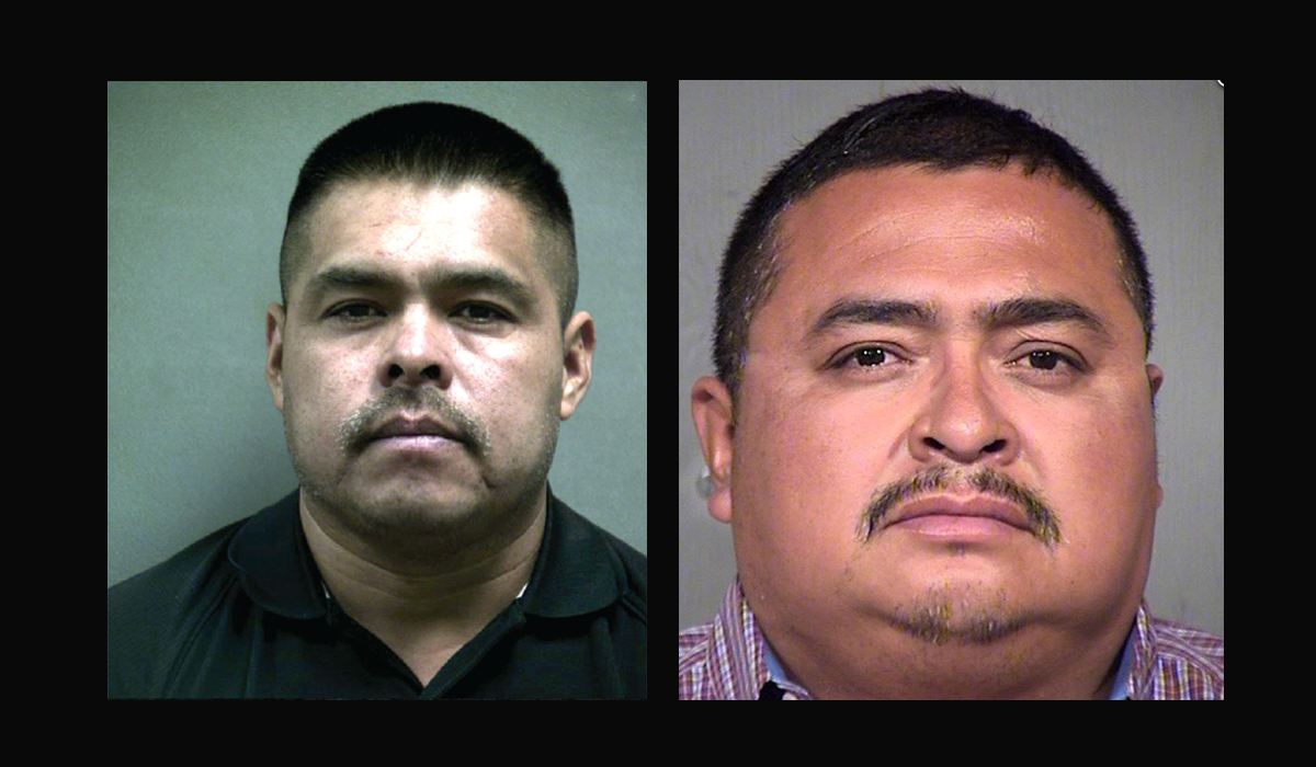 Reyes brothers plead guilty to drug charges, await sentencing