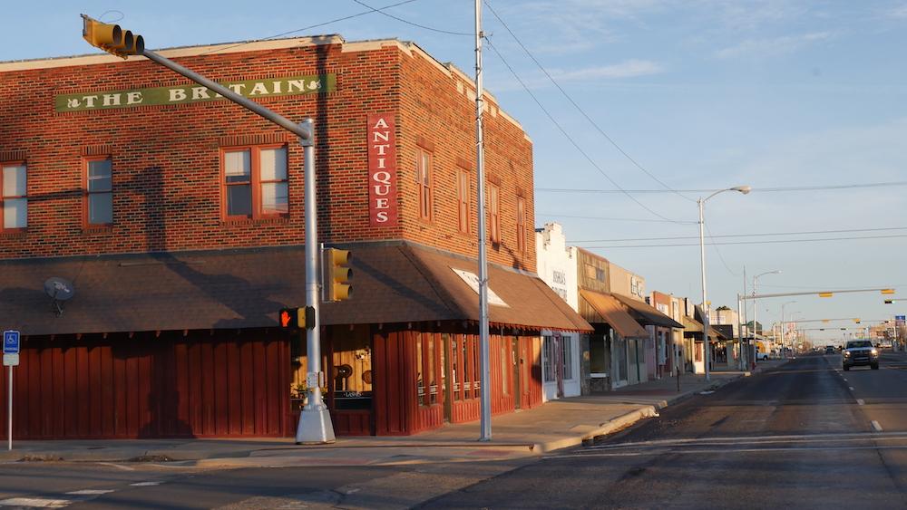 Dumas Texas. Photo Credit: R. Brady